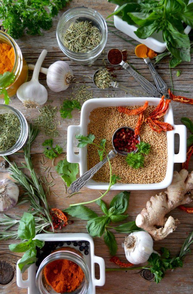 Super Especiarias Para Melhorar Sua Saúde