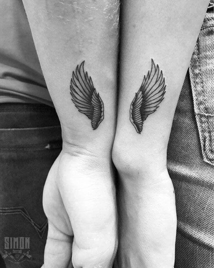 Melhores Ideias De Tatuagens Para Melhores Amigas E Irmãs